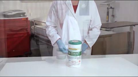 Directions For Use Clorox Hydrogen Peroxide Wipes Video