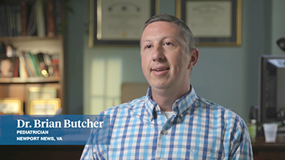 Dr. Butcher's Story Video