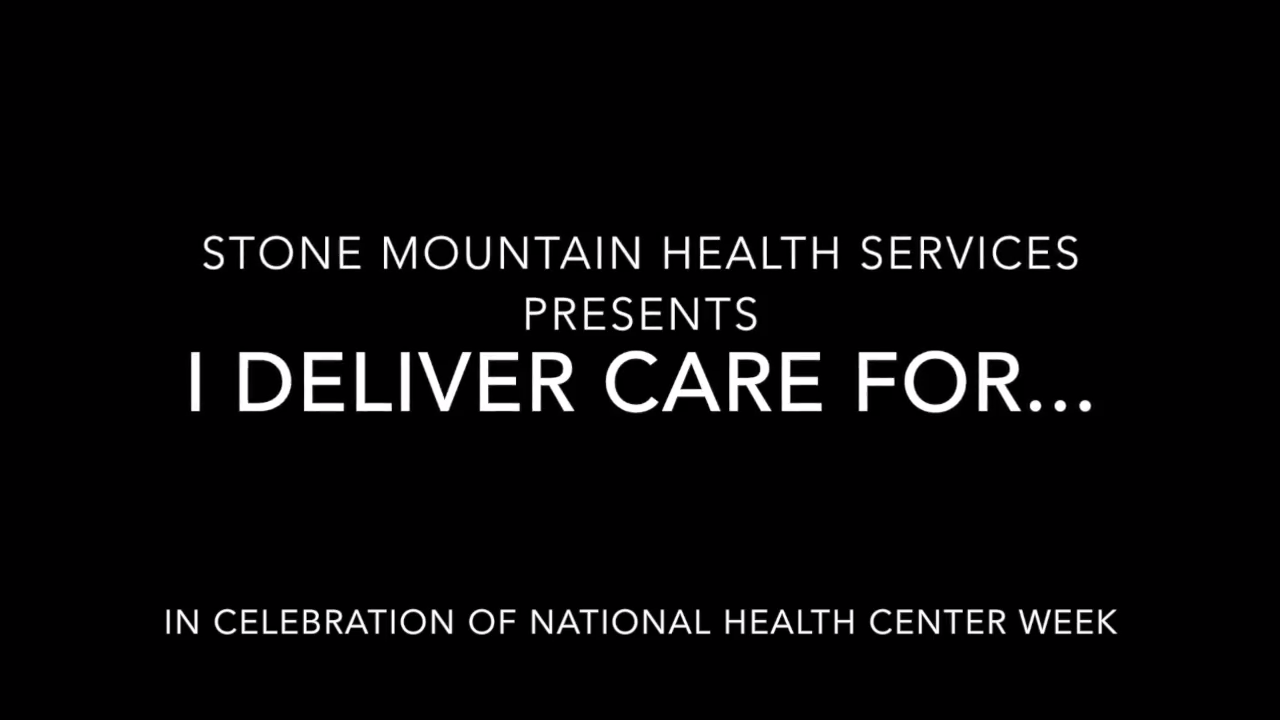 Stone Mountain Health Services's Story Video