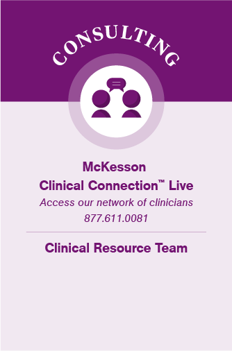 McKesson Clinical Connection Consulting