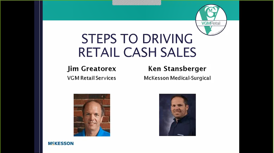 Clinical Connection: Key Steps to Driving Cash Sales Video
