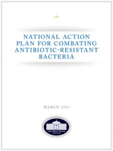 National action plan for combating antibiotic-resistant bacteria