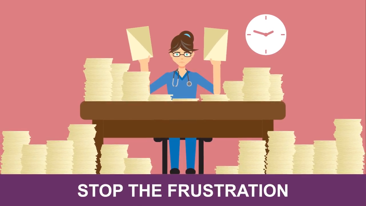 Solutions to Cut the Paperwork Video