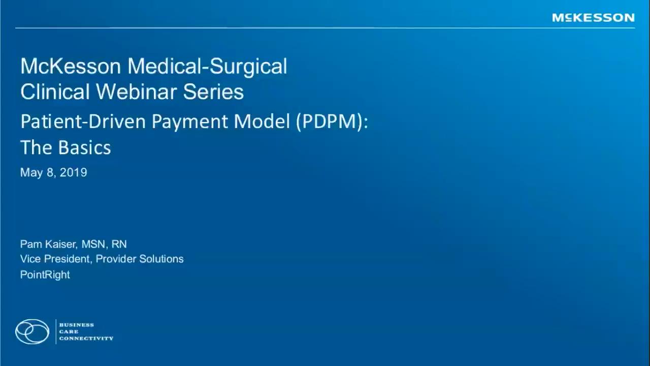 Clinical Connection: Patient-Driven Payment Model