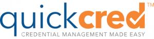 QuickCred logo