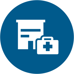 Physician Office Icon
