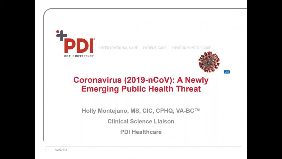 Coronavirus (COVID-19): A Newly Emerging Public Health Threat