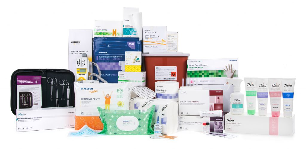McKesson Brands medical-surgical products